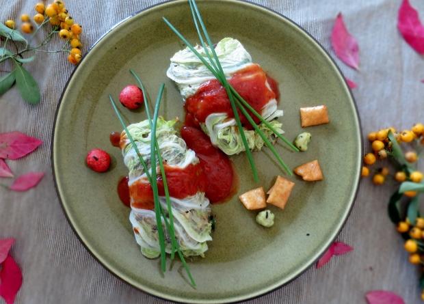chinakohlrouladen-vegetarisch